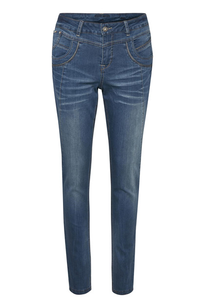 CREAM CARIOLA JEANS - BAIILY FIT 10603600