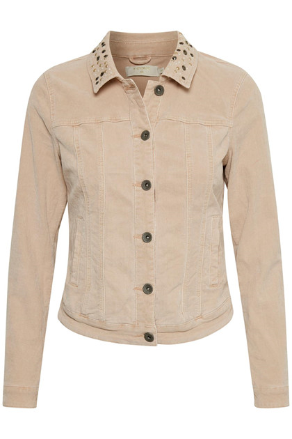 CREAM LARA JACKET 10603609