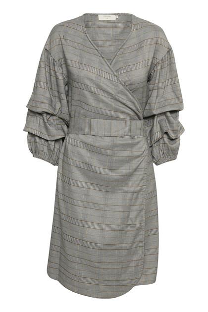 CREAM CHERY DRESS 10603782