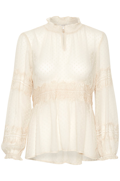 CREAM SCARLETT BLOUSE 10604184