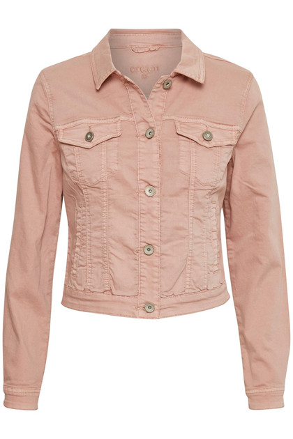 CREAM LOTTE TWILL JACKET 10604216