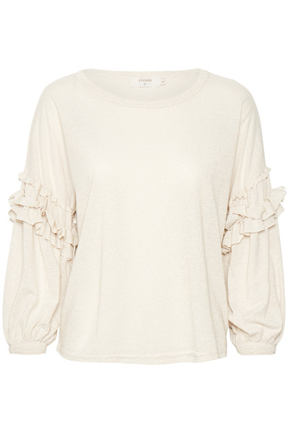CREAM CATALINA BLUSE 10604288