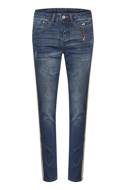 CREAM BIRGITHA DENIM SHAPE FIT JEANS 10604751