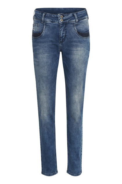 Denim Hunter REEF CURVED JEANS 10701423