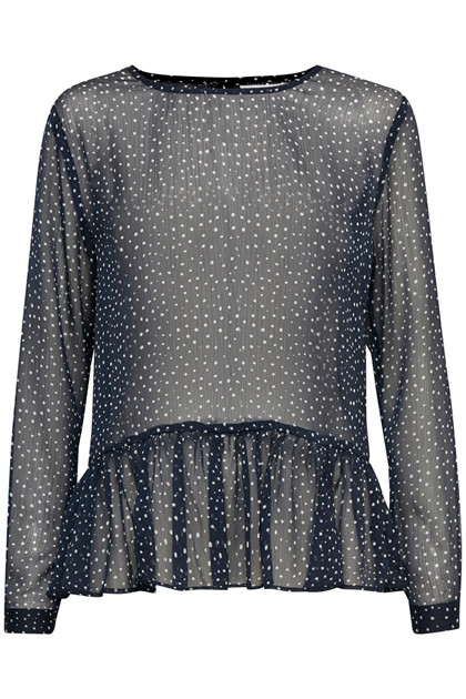 Denim Hunter MONA DOT BLOUSE 10701782