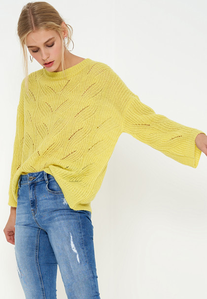 Denim Hunter ANGIE KNIT PULLOVER 10702037