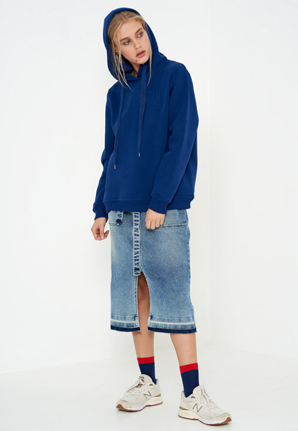 Denim Hunter REBEL SWEAT HOODIE 10702047 B