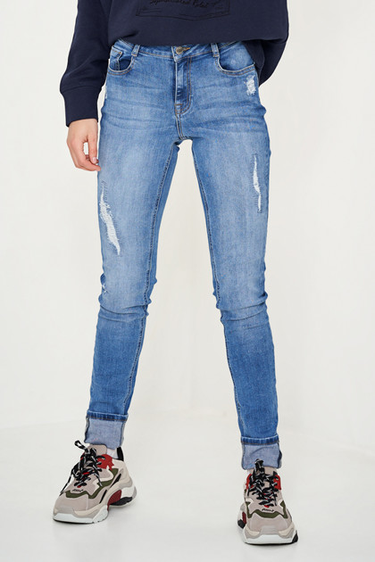 Denim Hunter CRISTY HIGH CUSTOM JEANS 10702083