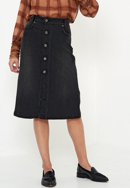 Denim Hunter ALMO DENIM SKIRT 10702221