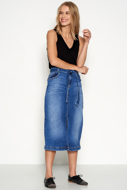 Denim Hunter DHNICA DENIM SKIRT 10702331