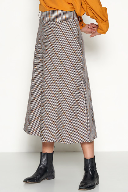 Denim Hunter DHCOLOMBIA SKIRT 10702386