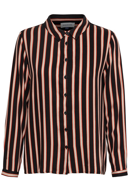 Denim Hunter DHSARA PEA STRIPED SKJORTE 10702437