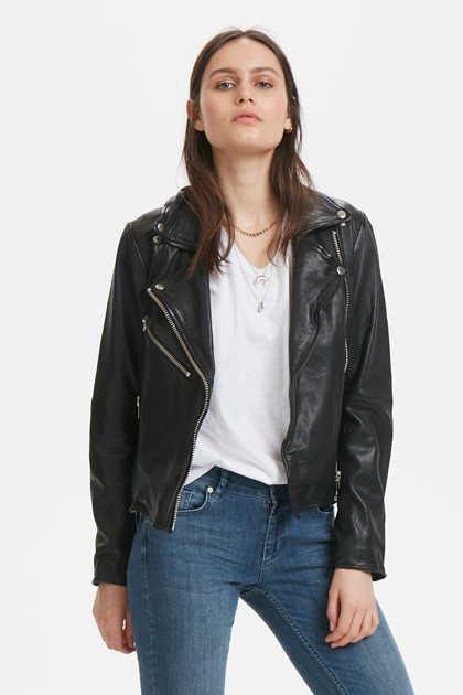 Denim Hunter 02 THE LEATHER JACKET 10702545