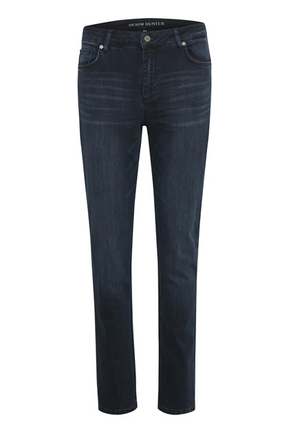 Denim Hunter DHCELINA HIGH STRAIGHT JEANS 10702639 D