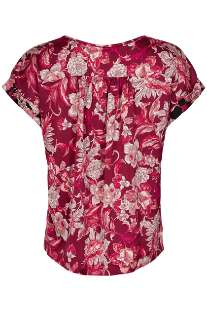 IN FRONT TIRANA BLOUSE 13395 C