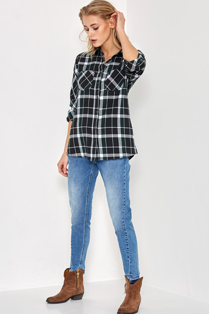 Denim Hunter OLIVIA SKJORTE 10701685