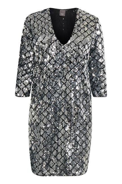 ICHI IHGEORGE DRESS 20107927 10022