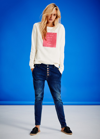 Denim Hunter NADINA FLOCK SWEAT 10701377
