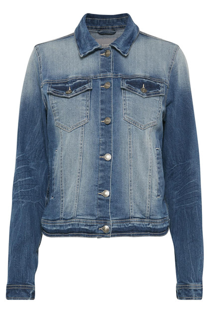 b.young PULLY DENIM JACKET 20803132