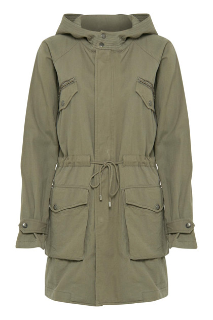 b.young BELICIA PARKA JACKET 20803143