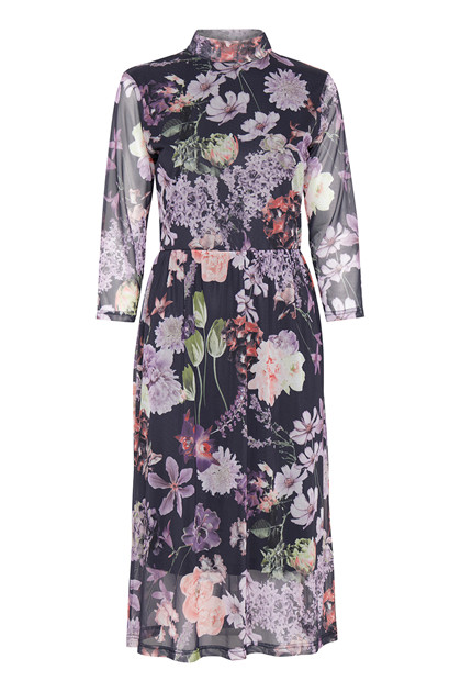 b.young TALAY FLOWER DRESS 20804854