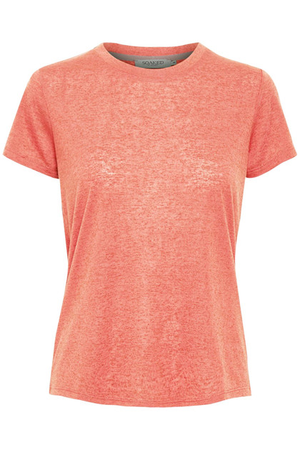 SOAKED IN LUXURY SL JANET T-SHIRT 30402881 C