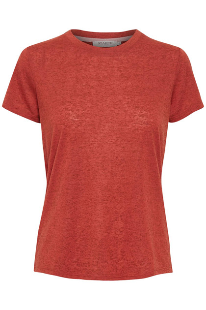 SOAKED IN LUXURY SL JANET T-SHIRT 30402881