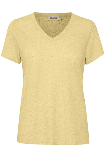 SOAKED IN LUXURY ALIMA SS TEE T-SHIRT 30402896