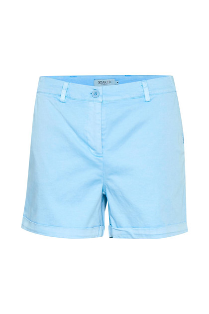 SOAKED IN LUXURY LILLAN CHINO SHORTS 30402953 A