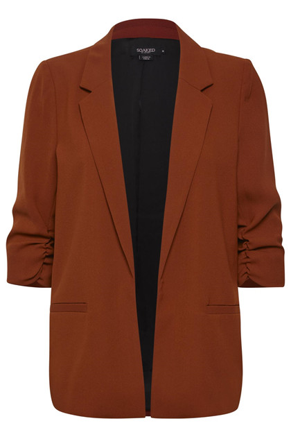 SOAKED IN LUXURY SHIRLEY BLAZER 30403608 BH