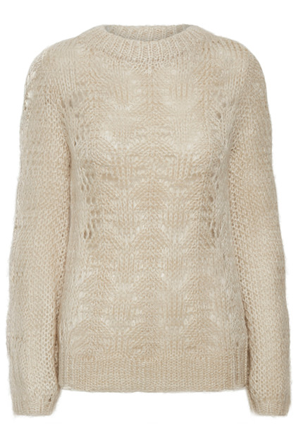 SOAKED IN LUXURY AUBREE PULLOVER 30403811 B