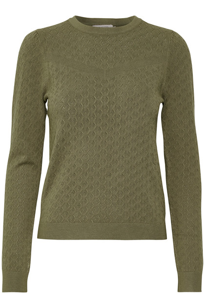 SOAKED IN LUXURY MENIKA JUMPER 30403812 D