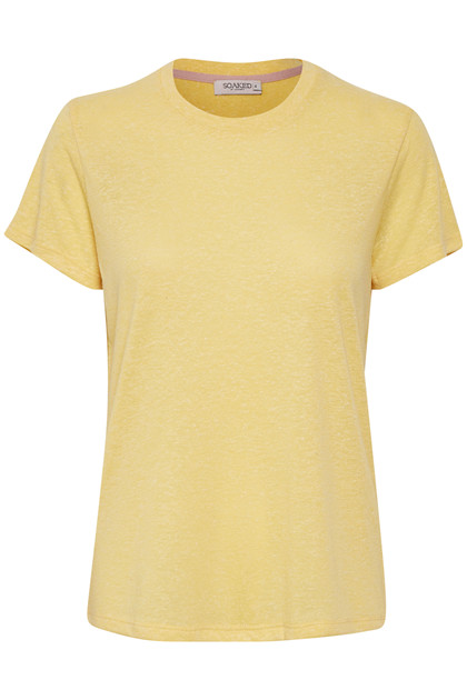 SOAKED IN LUXURY SL JANET TEE SS T-SHIRT 30403957 C