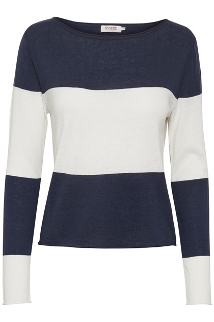SOAKED IN LUXURY SL AILIS PULLOVER 30404000