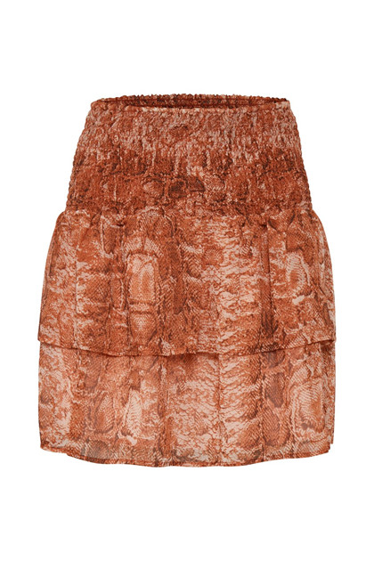 SOAKED IN LUXURY SL SAFIYA SKIRT 30404032 C