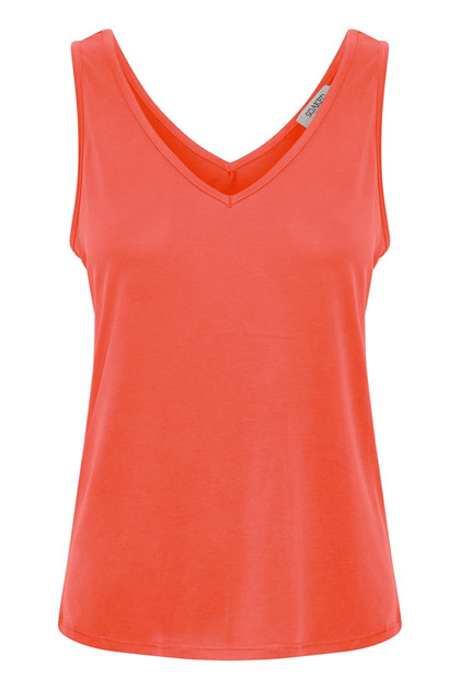 SOAKED IN LUXURY SL COLUMBINE TANK TOP 30404199 D