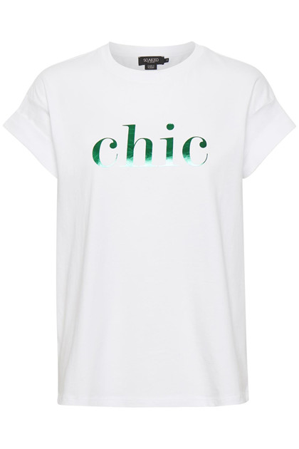 SOAKED IN LUXURY SLCHIC TEE 30404491