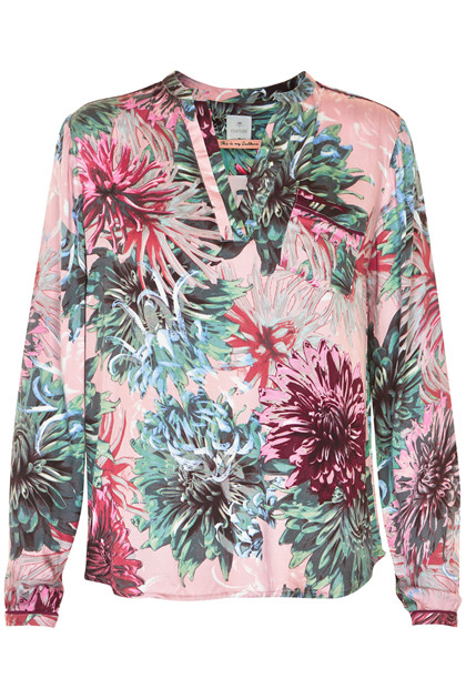 CULTURE DITTEMARIE BLUSE 50103304 R