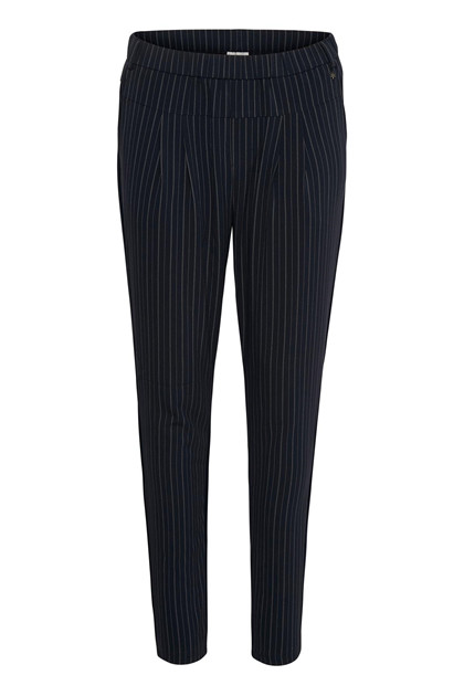 CULTURE SARAH PINSTRIPE PANTS 50105109