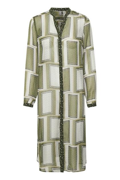CULTURE CUNINE SHIRT DRESS 50105816