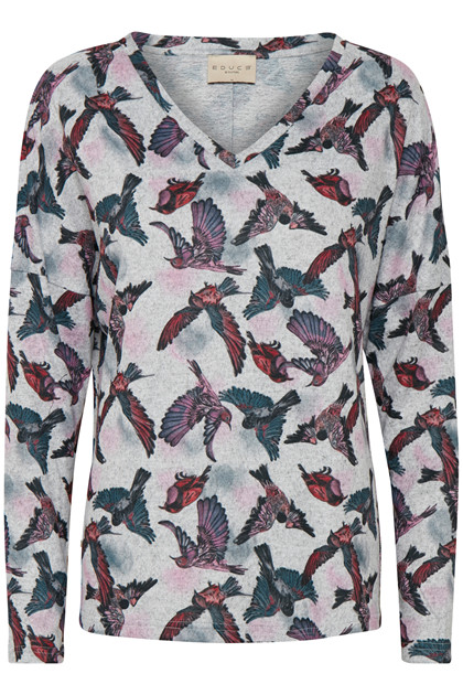EDUCE SALLY BIRD BLUSE 50301814