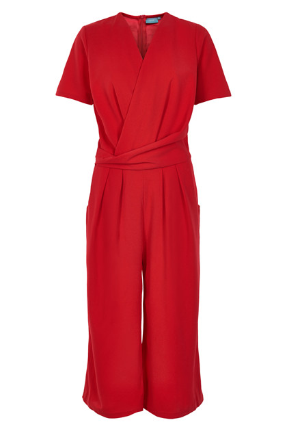 b.young TUMIA CROPPED JUMPSUIT 20805050