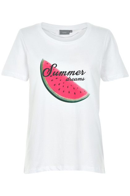 b.young TUTTAMI WATERMELON T-SHIRT 20804758