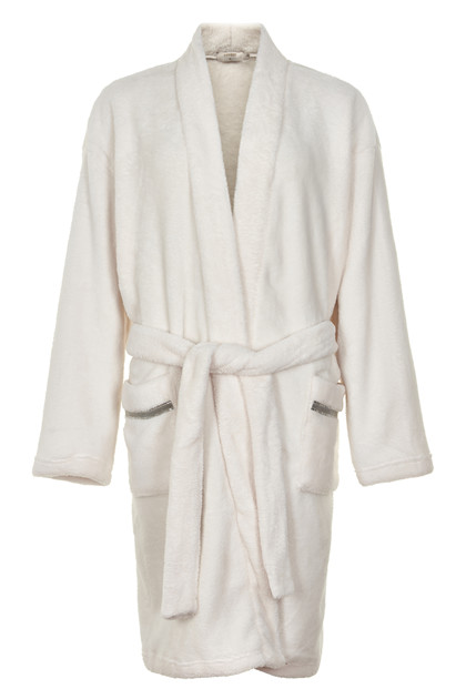 CREAM NELLY HOUSECOAT 10401354