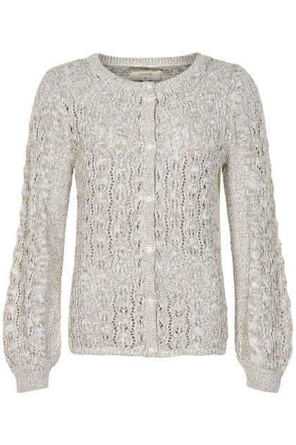 CREAM MARIANA CARDIGAN 10604444