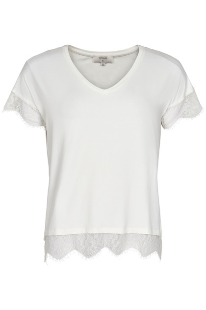 CREAM CONELLIA T-SHIRT 10650298