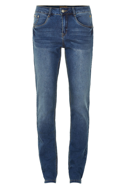CREAM GITHA DENIM JEANS - COCO FIT 10603239