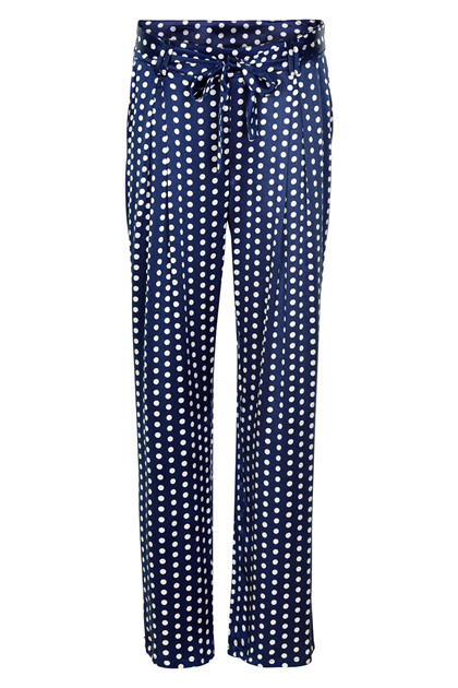 CULTURE ALLY DOT PANTS 50105288