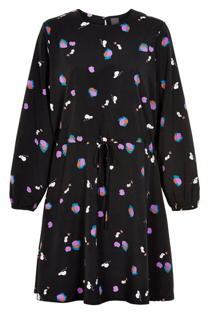 ICHI IXGAGNY DRESS 20109039-10001