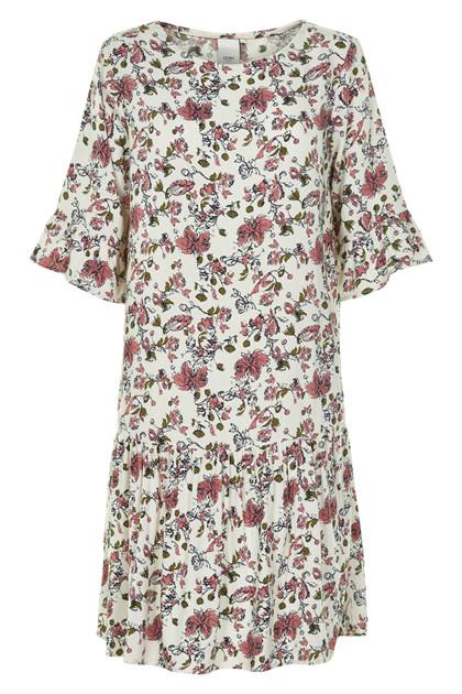 ICHI VERA DRESS 20106497-10127